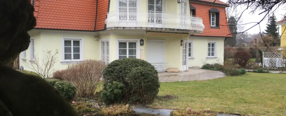 Graz: Stadtvilla in prominenter Garten-Ruhelage