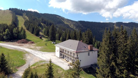 Ehemaliger Alpengasthof —VERKAUFT!—-