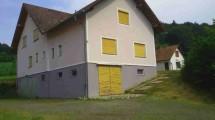 Haus Frontansicht neu