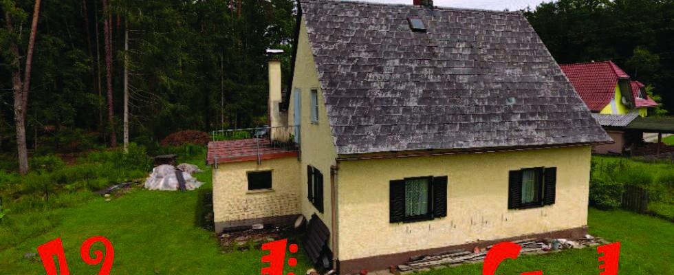 Südweststeiermark: Wohnhaus mit kleinem Wirtschaftsgebäude