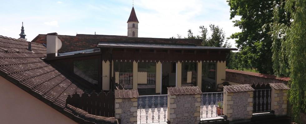 Südsteiermark Bad Radkersburg  Stadthaus in zentraler Lage