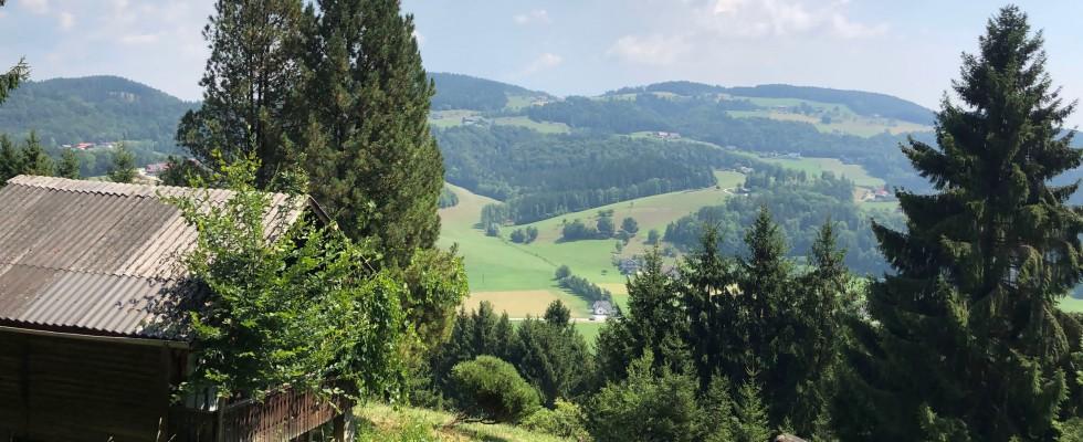 """Weststeiermark  Bauernhof –  """"RESERVIERT"""" absolute, ruhige  ALLEINLAGE  mit Alm-Charakter"""