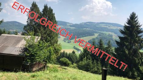 """Weststeiermark Bauernhof – """"VERKAUFT"""" absolute, ruhige ALLEINLAGE mit Alm-Charakter"""