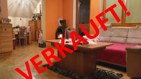 GNAS: Schöne 4 Zimmer – Wohnung – Loggia – Carport. SEHR GUTE LAGE!