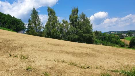 Laßnitzhöhe Nähe: Baugrund mit Freiland in Aussichtslage. KEINE BEBAUUNGSPFLICHT!