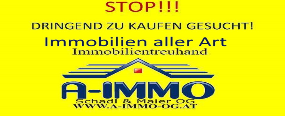 Stop - Verkauf neu Text A-Immo